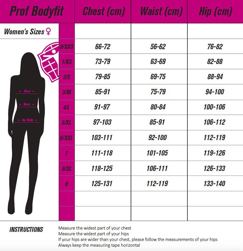 Prof bodyfit women